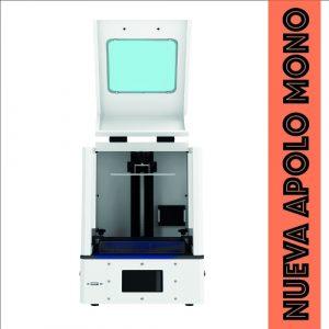 Impresora 3D Hellbot Apolo Mono